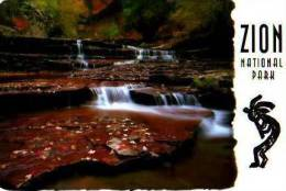 Zion         Great West Canyon Zion National Park  . - Zion