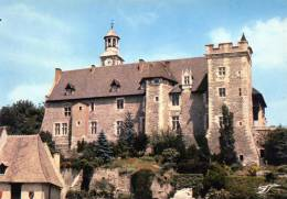 (D)  03.    ALLIER) MONTLUCON .le Chateau(XVè  Et  XVIè S) - Montlucon