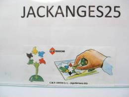 KINDER PUZZLE PLASTIC MALSTIFTE FLEUR UN BPZ SEUL   BPZ   COTE : 40   EUR - Puzzles