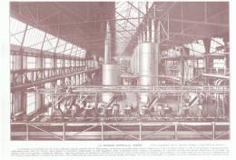 La Sucrerie D EPPEVILLE    SOMME  Sucre    Picardie - Old Paper