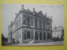 CHARTRES. Le Théâtre. - Chartres