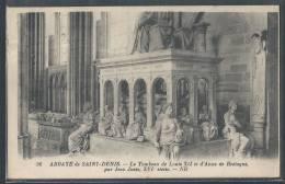 - CPA 93 - Saint-Denis, Abbaye - Saint Denis