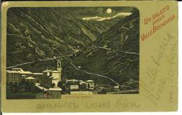 CPA  BRANZI, Valle Brembana  6414 - Italia