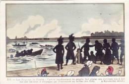 COULON -XV - Les Noyades De Nantes - Carrier Représentant Du Peuple.... (47416) - Illustrators & Photographers