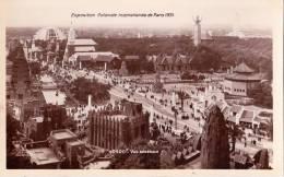 Exposition Coloniale INternationale De PARIS 1931 - Ausstellungen