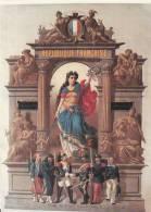 Cp , HISTOIRE , Révolution Française , Affiche D'intérieur En Chromolithographie, Auteur Anonyme - History