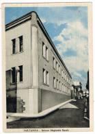 53-Italia Partanna 1955 (Trapani) Istituto Magistrale Statale Cartolina Animata Viaggiata - Trapani
