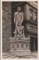 FIRENZE - Piazza Della Signoria  - Ercole Che Abbatte Cacco - Firenze (Florence)