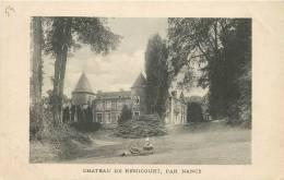CHATEAU DE REMICOURT PAR NANCY - Andere Gemeenten