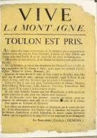 Cp , HISTOIRE , Révolution Française , Affiche Contenant Une Proclamation Du Sans-Culotte Charles De Mons. - History
