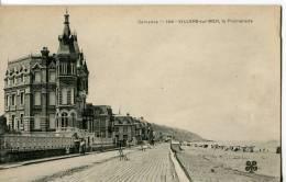VILLERS-SUR-MER  -  LA PROMENADE - Villers Sur Mer