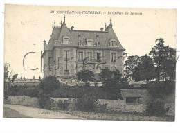 Conflans-Sainte-Honorine (78) : Le Château Des Terrasses En 1930 (animée). - Conflans Saint Honorine