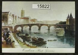 Toulouse Au Temps Jadis Le Pont - Toulouse