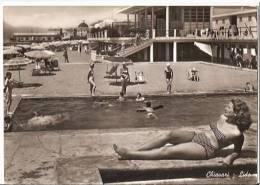 CHIAVARI  ( GENOVA ) LIDO - 1955 - Imperia