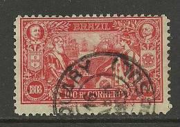BRAZIL Brazilien 1908 Centenary Of Opening Of Brazilian Ports To Foreign Commerce O - Brazil