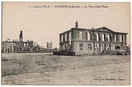 CPA 08 VOUZIERS - La Place (Cote Nord) - Vouziers