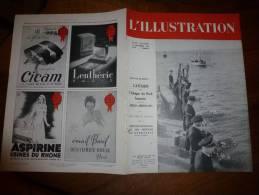 14 Novembre 1942 : Guerre Afrique Du Nord ;Darlan; Fête Des Moissons Et Des Métiers En NORMANDIE ; Massillon ; Lettres - Zeitungen