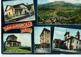 IT406 - Saluti Da VIGNOLO - Italie