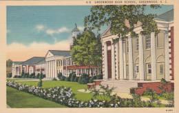 South Carolina Greenwood Greenwood High School - Greenwood