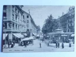 GENEVE - Place Du MOLARD - GE Genève