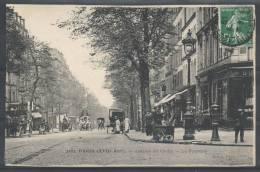 75 - PARIS 17 - Avenue De Clichy - La Fourche - 1909 - Cadot 2182 - Arrondissement: 17