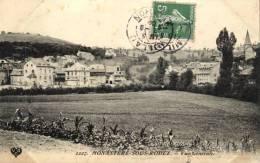 12 - Monastère Sous Rodez - Vue Générale - 40618 - France