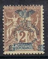 NOUVELLE-CALEDONIE N°68 N* - New Caledonia