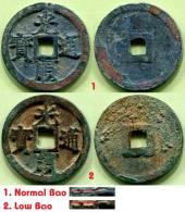 VIETNAM VIET NAM ANNAM GUANG SHUN TONG BAO (1460-1469) HIGH GUANG - CHARACTER VARIETIES - Vietnam
