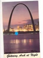 Gateway Arch From East Saint Louis - Etats-Unis