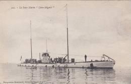 """Le Sous- Marin """" Léon Mignot"""" (CHERBOURG) - Onderzeeboten"""