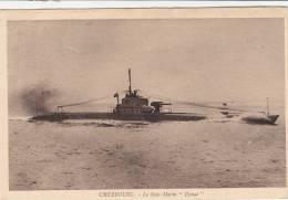 """Le Sous- Marin """"Danaé"""" (CHERBOURG) - Onderzeeboten"""