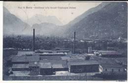 Aosta - Pont Saint Martin- Stabilimenti Società Metallurgica Italiana - Aosta