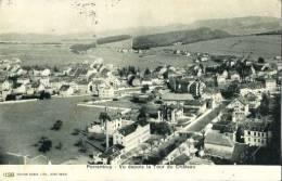 PORRENTRUY - Vue Depuis La Tour Du Château - JU Jura
