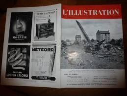 6 Juin 1942 : La RAF Bombarde PARIS ;Le Japon Attaque Pearl-Harbour ;Le Tissage Des Cheveux ;La  Vie En ALGERIE En 1942 - Zeitungen