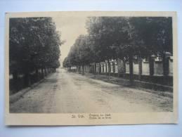SAINT-VITH - Entrée De La Ville - Eingang Zur Stadt - Saint-Vith - Sankt Vith