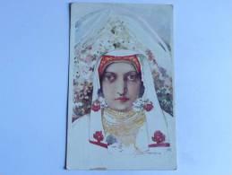 Jeune Femme De DALJ - Yougoslavie