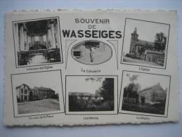 WASSEIGES - Souvenir De Wasseiges - 6 Multi-vues De Wasseiges - Wasseiges