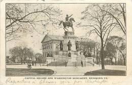 Réf : L-12-0646  : Richmond VA  Capitol Square And Washington Monument - Richmond