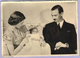 Vintage Photo Luxemburg Großherzogtum Familie Des Großherzogs (180) - Grossherzogliche Familie