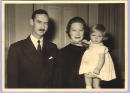 Vintage Photo Luxemburg Großherzogtum Familie Des Großherzogs (181) - Grossherzogliche Familie