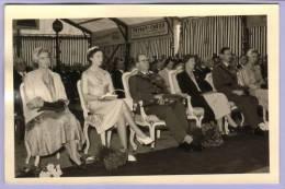 Vintage Photo Luxemburg Großherzogtum Unbekannte Veranstaltung (184) - Grossherzogliche Familie