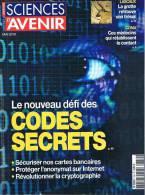 Sciences Et Avenir  N°759  Mai 2010:Codes Secrets Lascaux Coma - Science