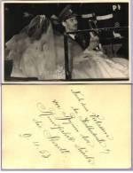Vintage Photo Luxemburg Großherzogtum Hochzeit 9.4.1953 Lot Aus 6 Bildern (187) - Grossherzogliche Familie