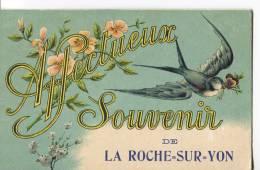 AFFECTUEUX SOUVENIR DE LA ROCHE-SUR-YON - La Roche Sur Yon