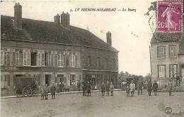 Loiret : Oct12 13 : Le Bignon-Mirabeau  -  Bourg - France