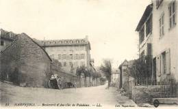Lozère- Marvejols -Boulevard D'Aurelles De Paladines. - Marvejols