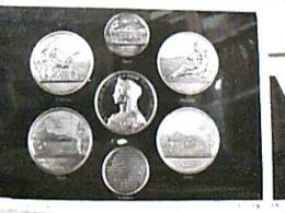MONETE PARMA  Z MAIA LUIGIA  I PONTI  TARO TREBBIA  ARDA  NURE TIDONE STIRONE Filatelico1977 DX5238 - Monete (rappresentazioni)