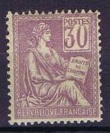 France: Yv 115 M 95  Neuf Avec ( Ou Trace De) Charniere / MH
