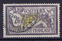 France: Yv 122 M 99  Oblitéré/cancelled