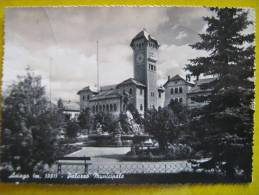 ASIAGO - PALAZZO MUNICIPALE - 4° RADUNO NAZ. AUTIERI D'ITALIA 1956 - Vicenza